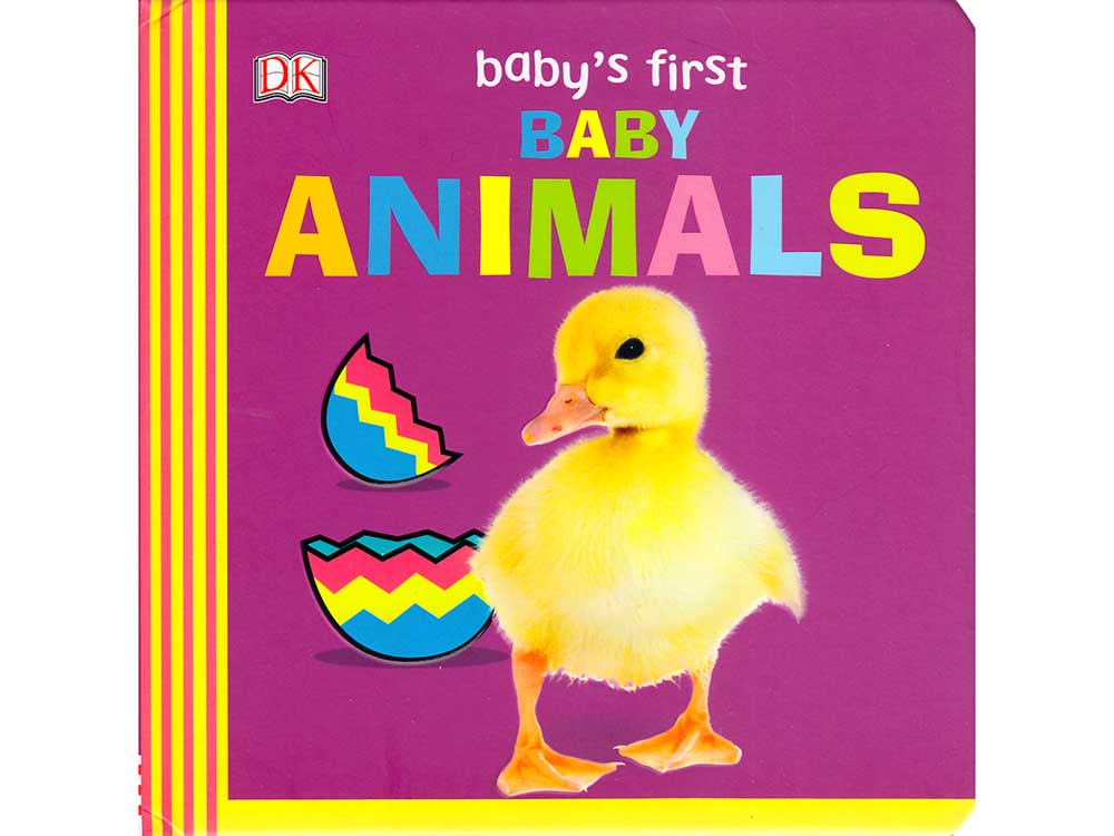 BABY'S FIRST ANIMALS