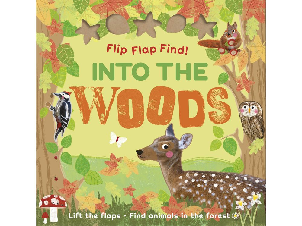 INTO THE WOODS FLIP FLAP FIND