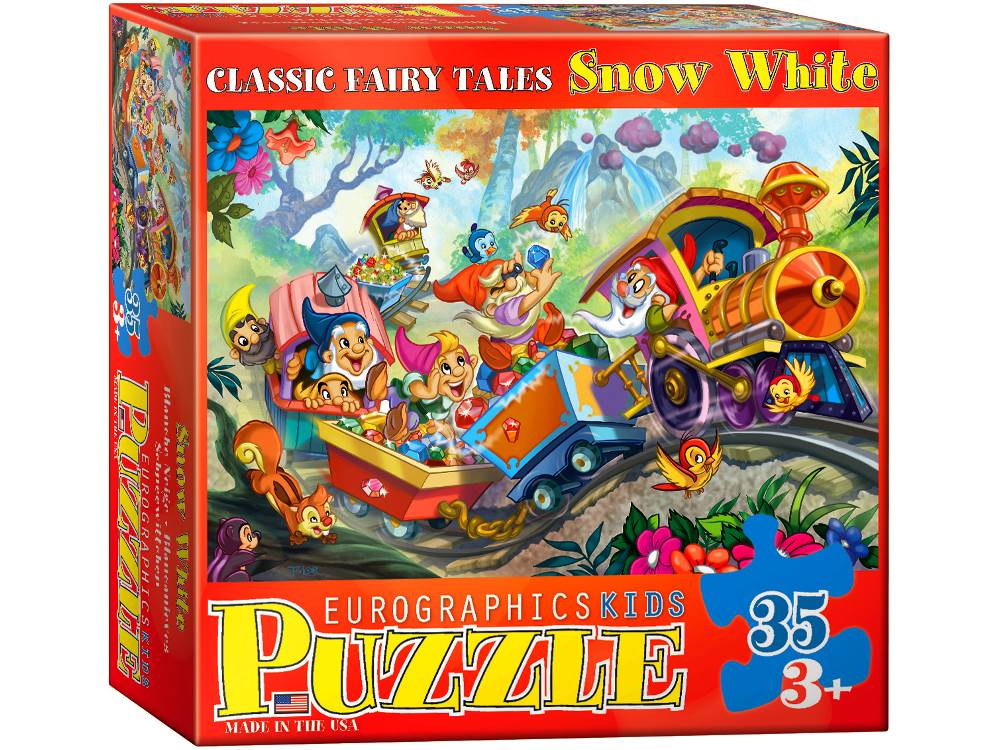 SNOW WHITE 35pc