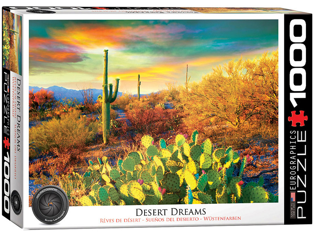 DESERT DREAMS 1000pc