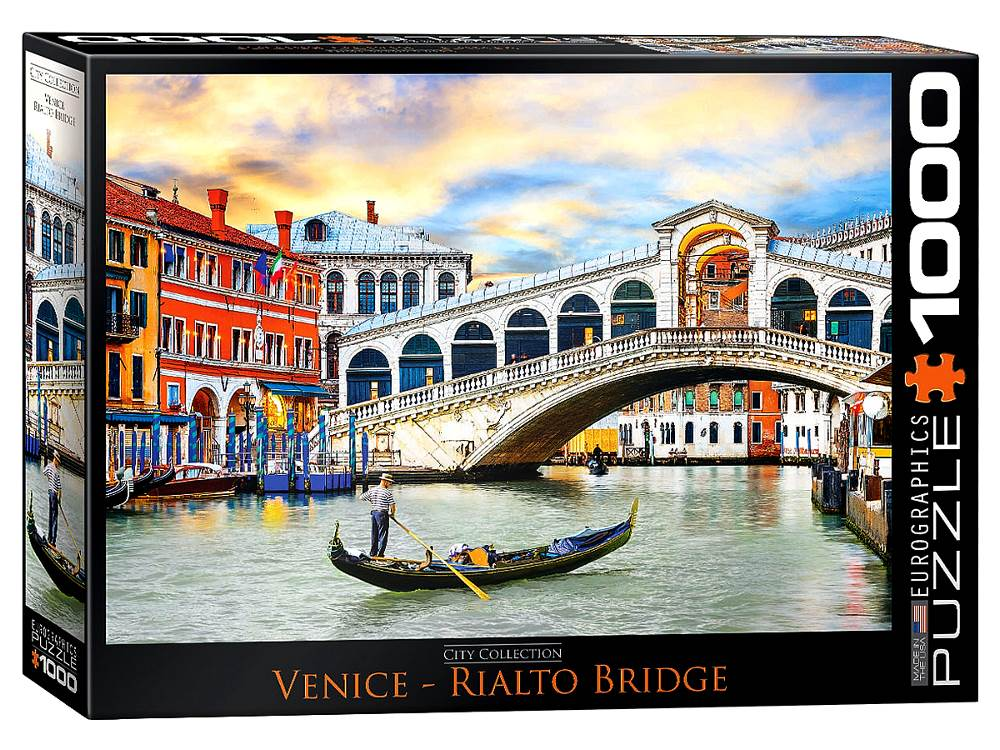 CITY COLLECTION VENICE 1000pc