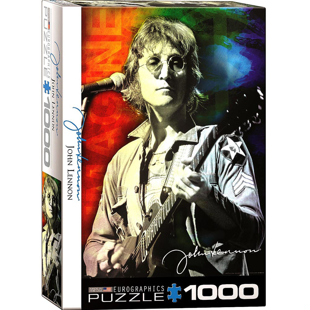 JOHN LENNON LIVE NYC 1000pc