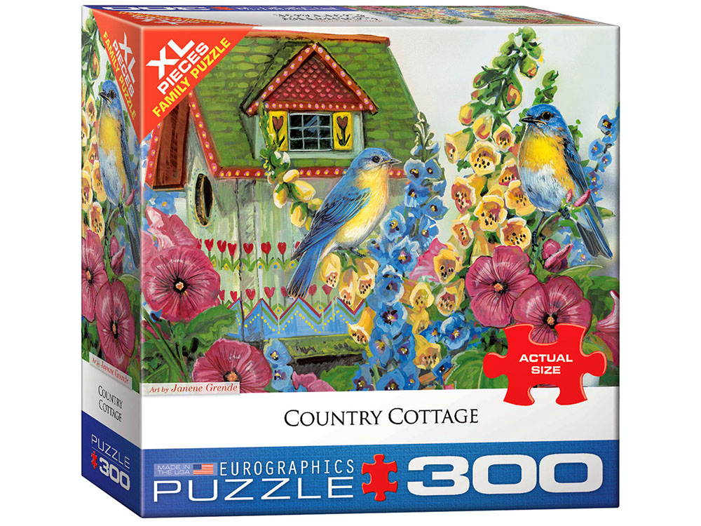 COUNTRY COTTAGE 300 XL