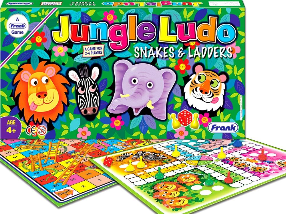 Related Pictures jungle snakes ladders and ludo board game