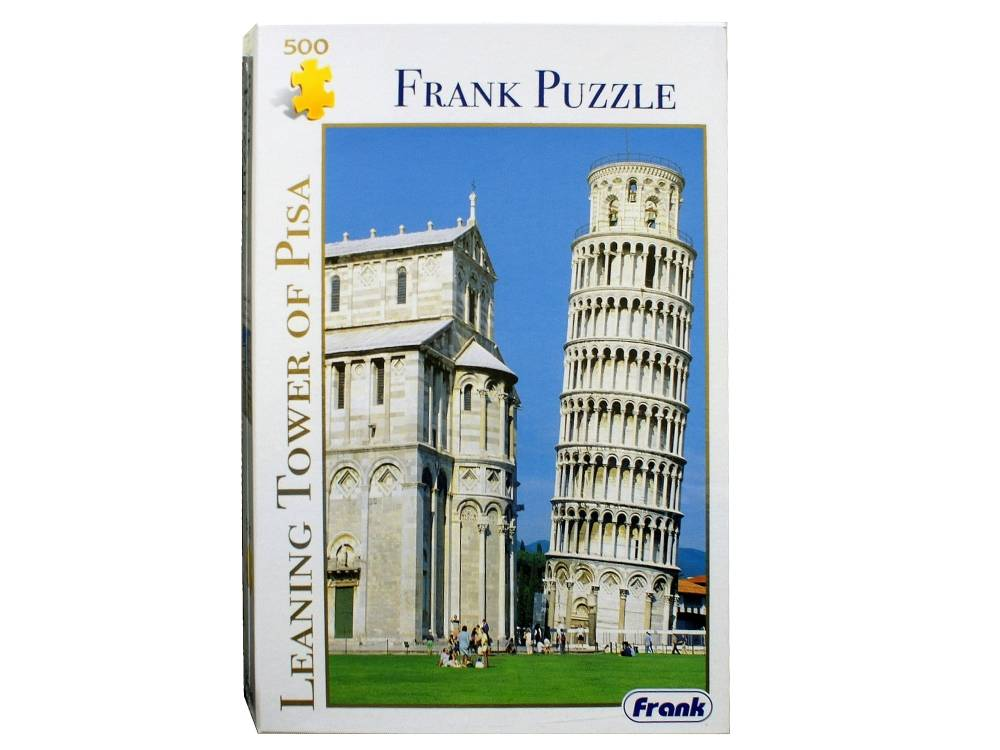 LEANING TOWER OF PISA 500pc
