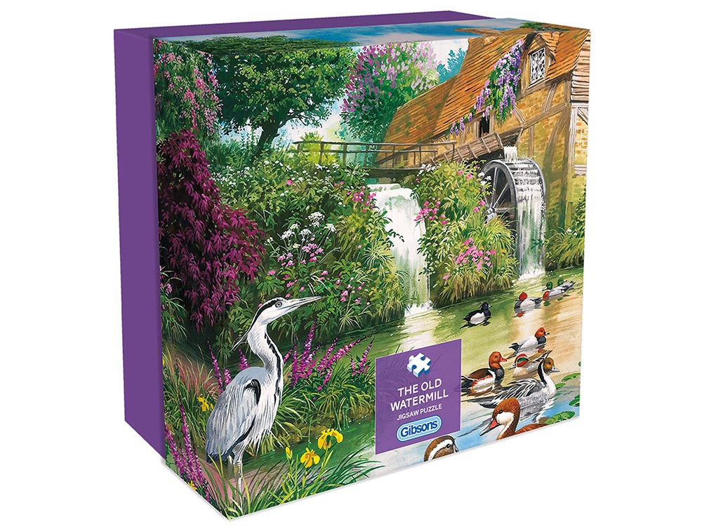 THE OLD WATERMILL 500pc