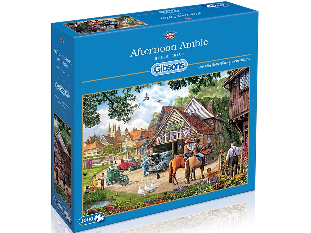 AFTERNOON AMBLE 1000pc