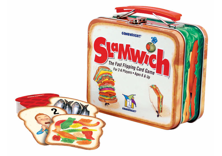 SLAMWICH Card Game - Click Image to Close