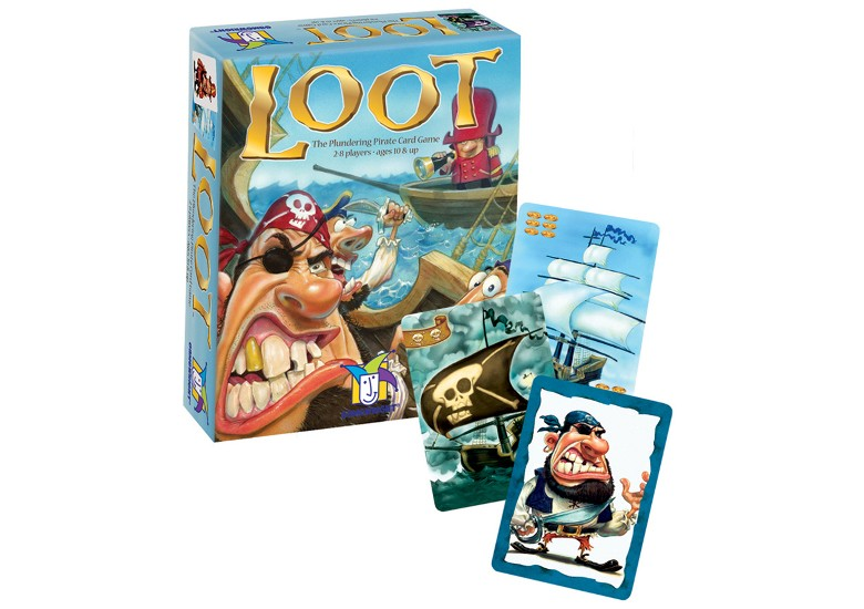 LOOT Card Game