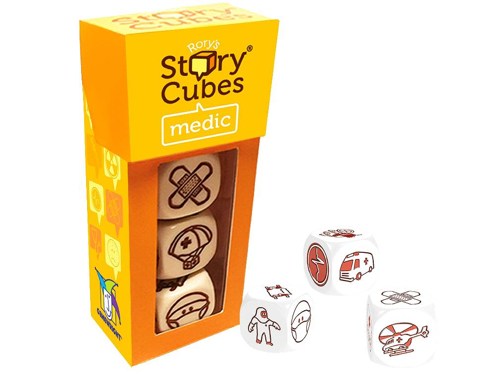 RORY'S STORY CUBES MEDIC