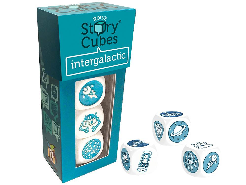 RORY'S STORY CUBES INTERGALACT