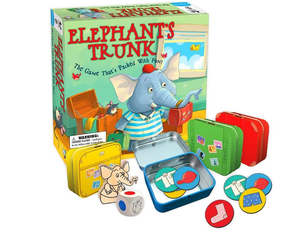 ELEPHANT'S TRUNK Game
