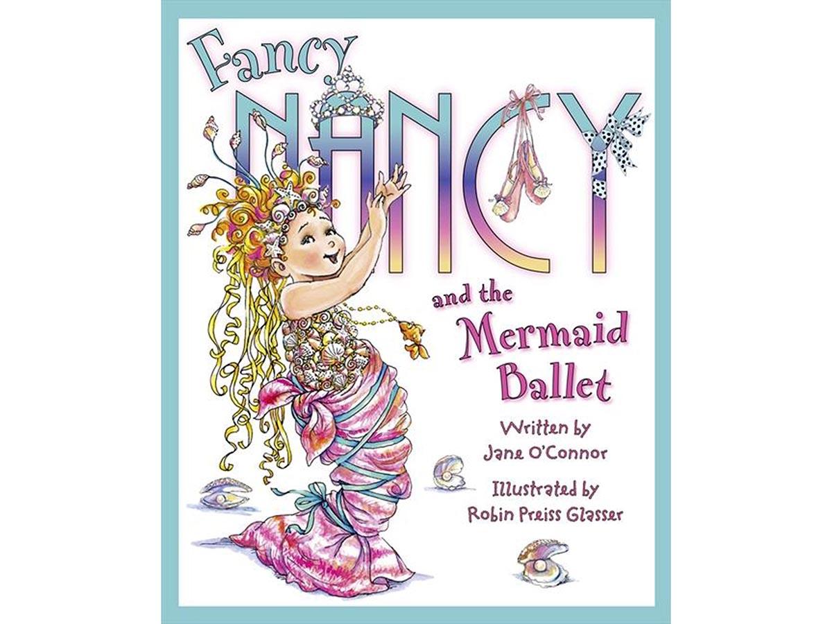FANCY NANCY & MERMAID BALLET [HAR446124] : Jedko Games