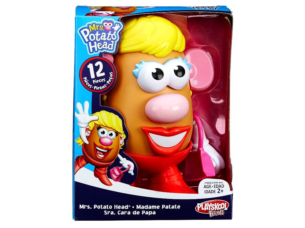 MRS POTATO HEAD PLAYSKOOL