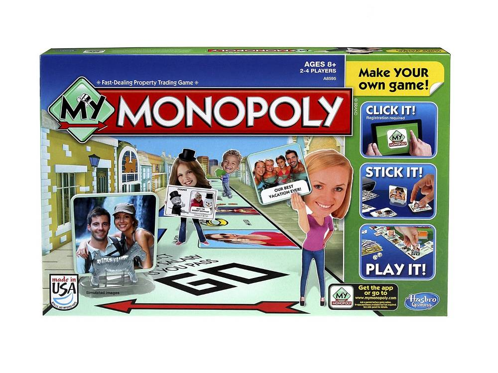MONOPOLY, MY MONOPOLY