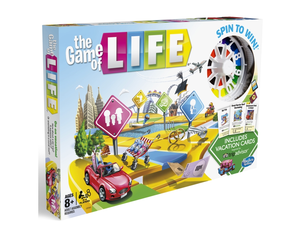 GAME OF LIFE VACATION