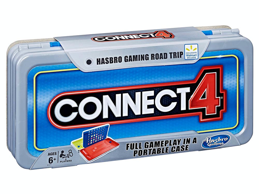 CONNECT 4 ROADTRIP