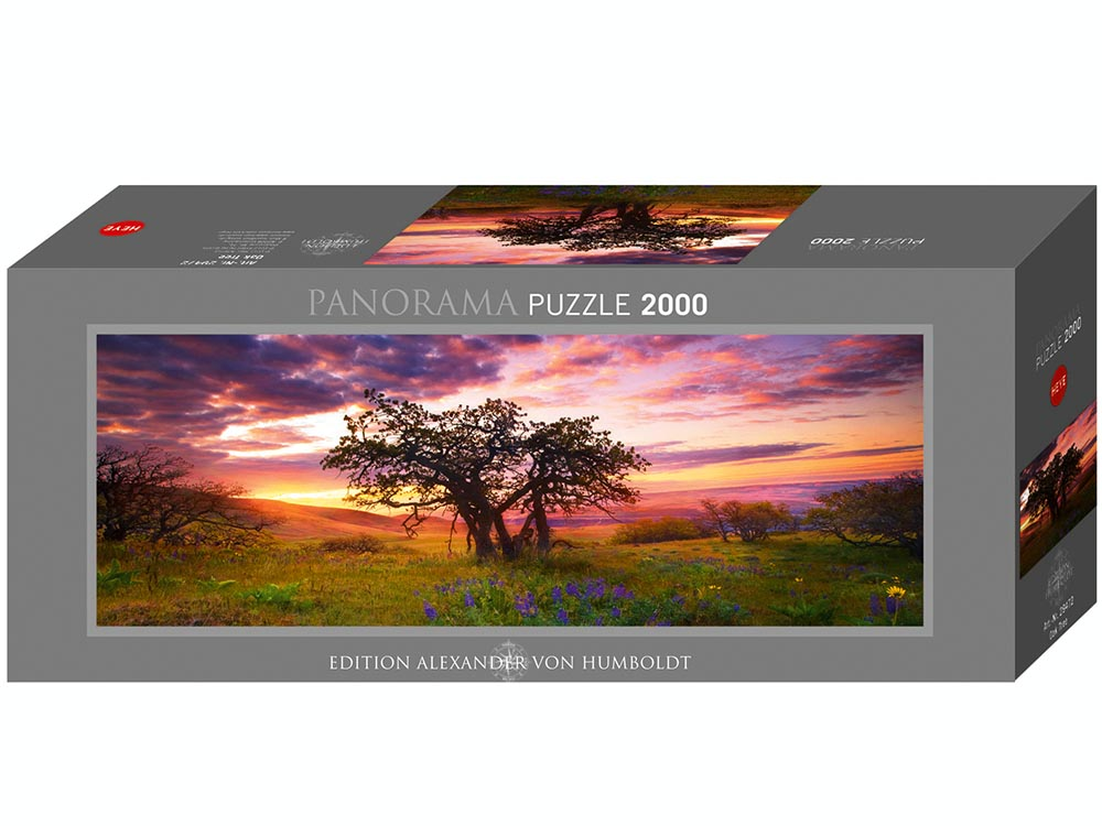 PANORAMA, OAK TREE 2000pc