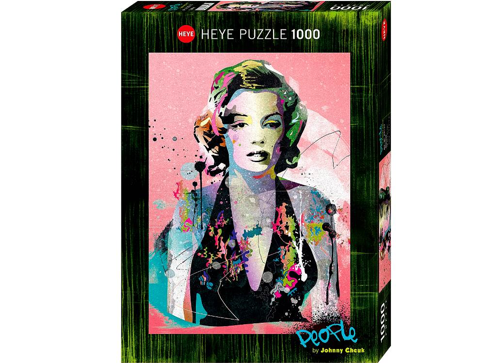 PEOPLE: MARILYN 1000pc