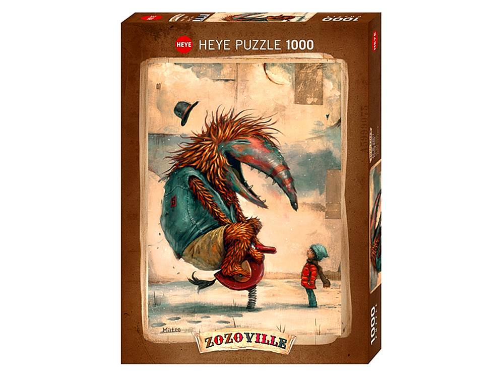 ZOZOVILLE SPRING TIME 1000pc