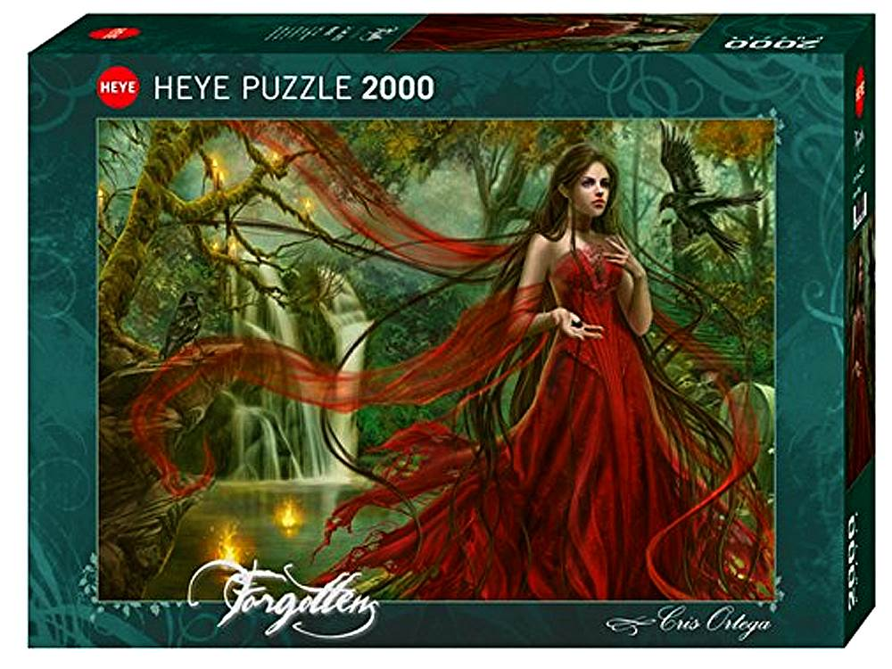 ORTEGA NEW RED 2000pc