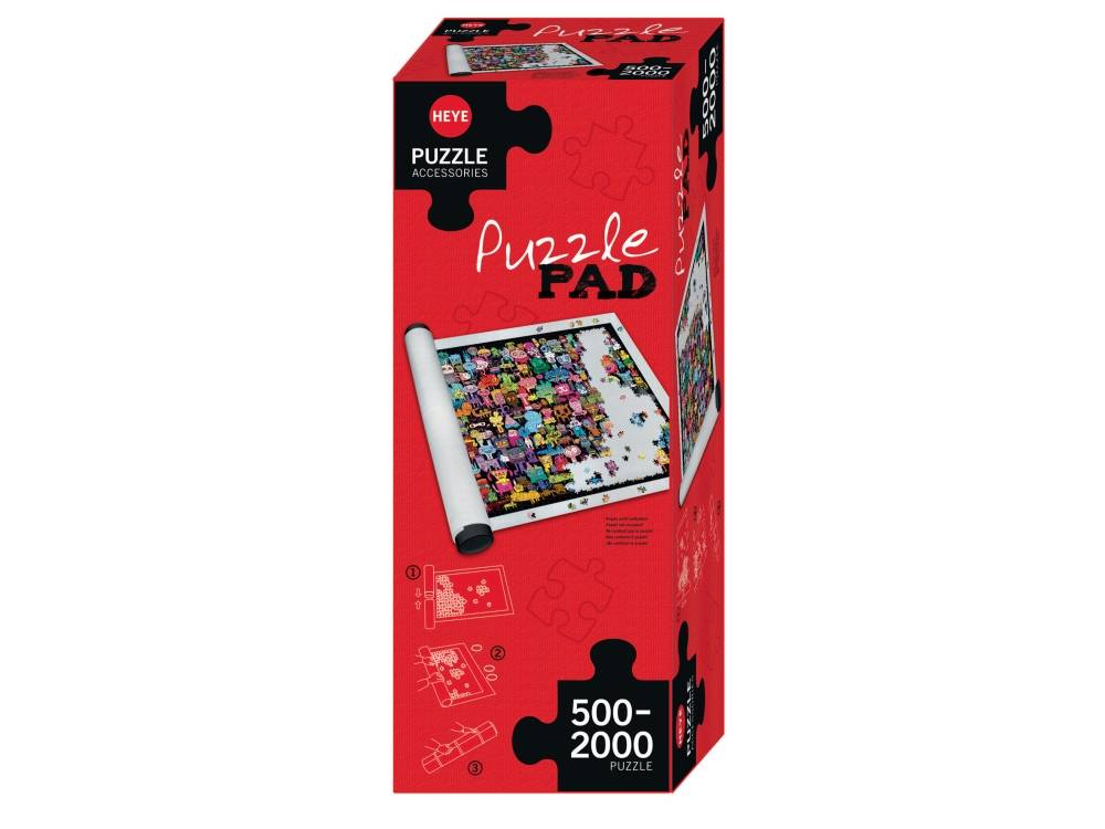 PUZZLE PAD ROLL 500-2000pc