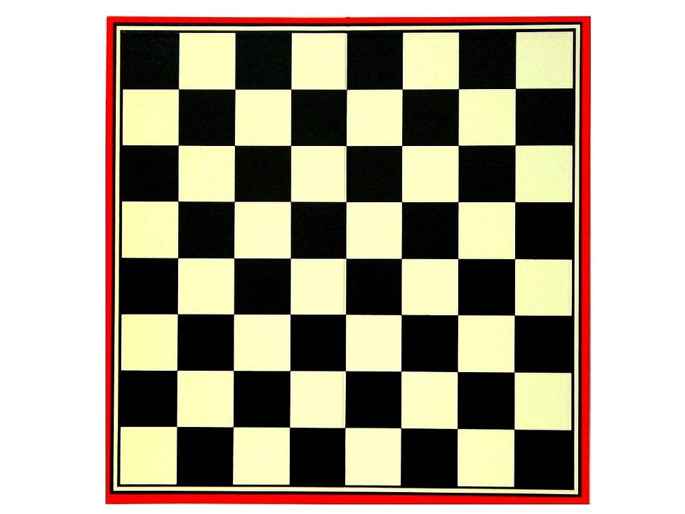 CHESS/DRAUGHTS BOARD (HOLDSON)
