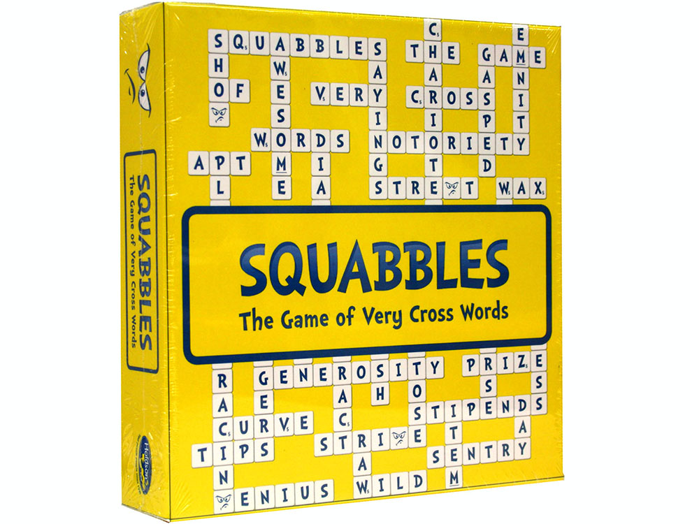 SQUABBLES WORD GAME