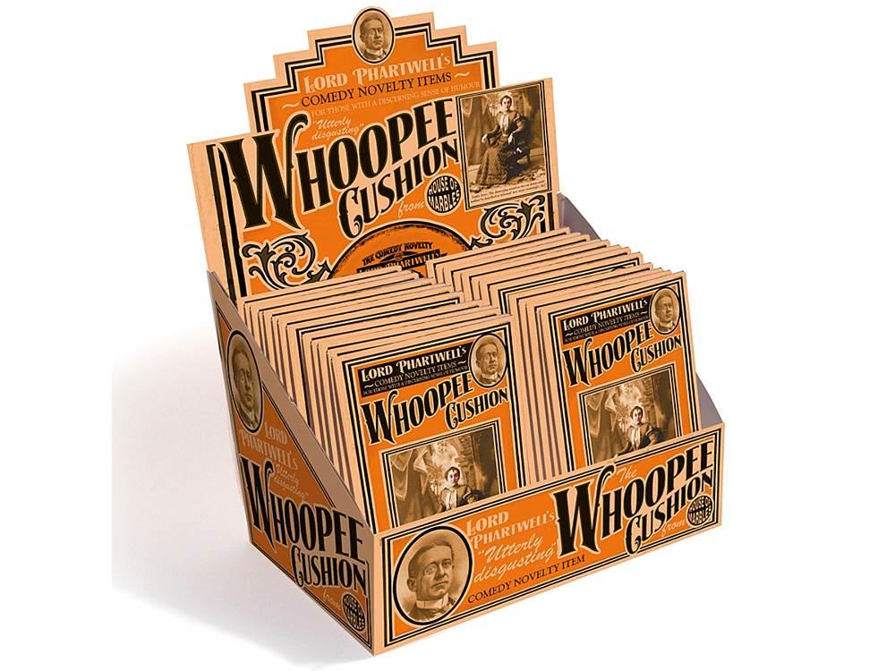 Whoopee Cushions Displ Of 24 Hou222009 Jedko Games
