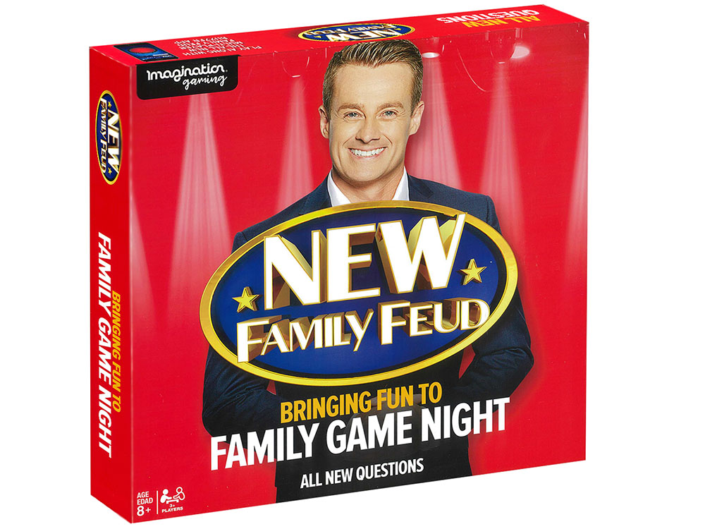 FAMILY FEUD 2019 Game Night