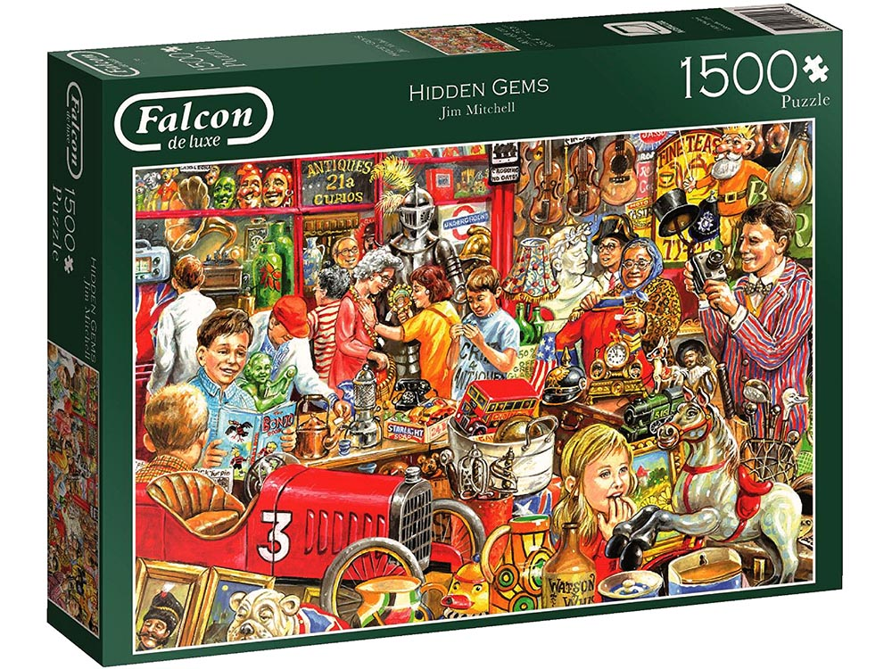 HIDDEN GEMS 1500pc