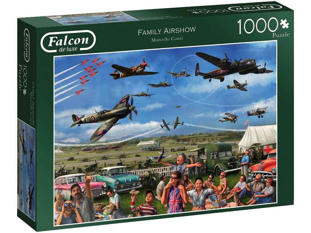 FAMILY AIRSHOW 1000pcs