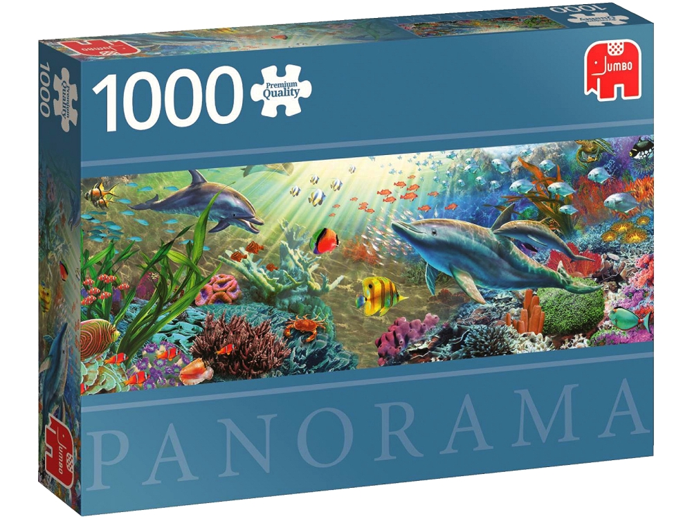 WATER PARADISE 1000pc *Pano*