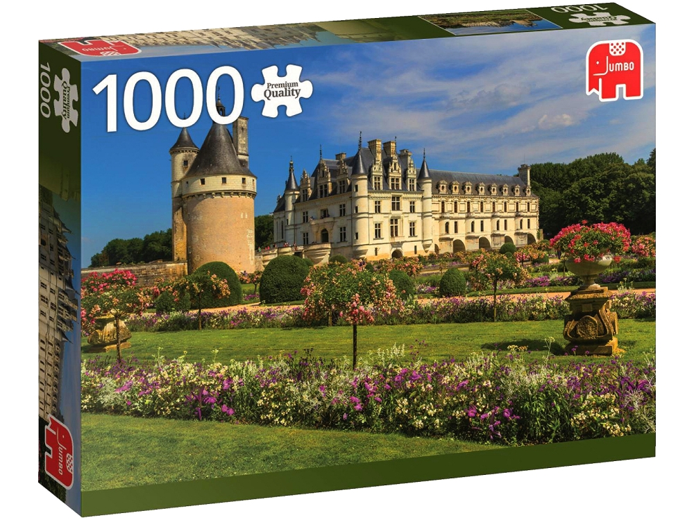 CASTLE IN THE LOIRE 1000pc