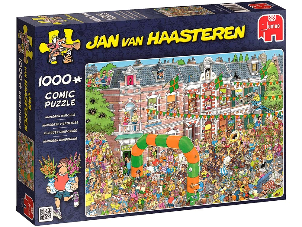 JVH NIJMEGEN MARCHES 1000pc