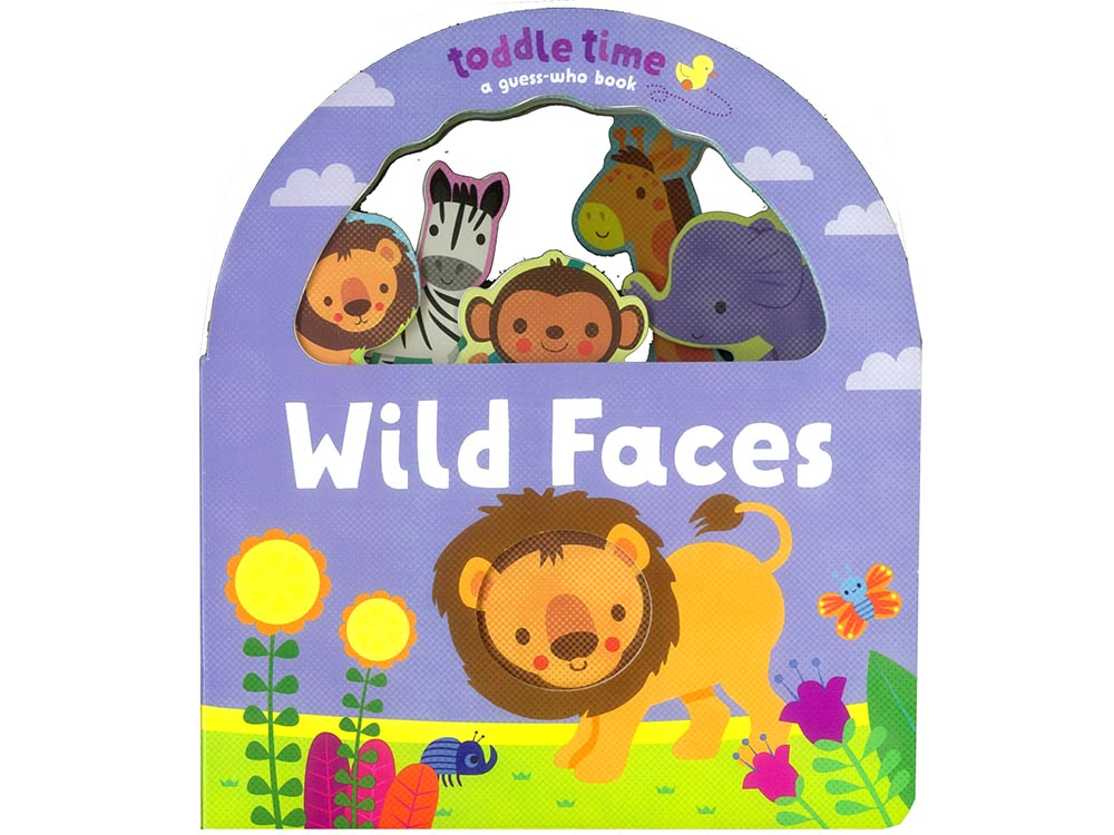 TODDLE TIME WILD FACES