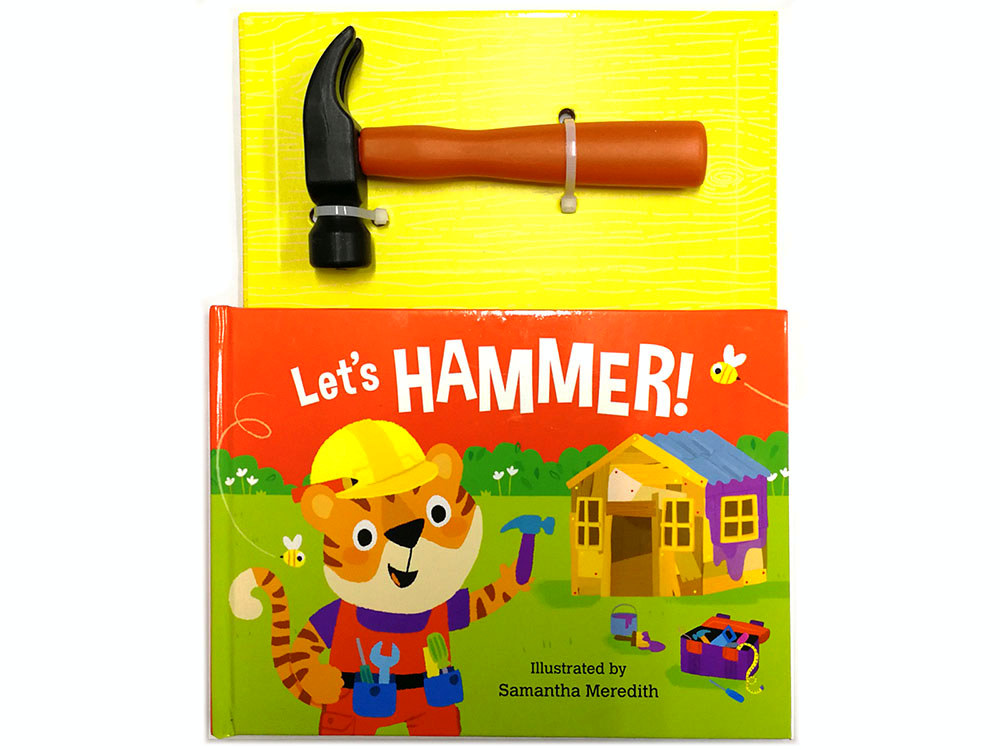 LET'S HAMMER TOOL BOOK