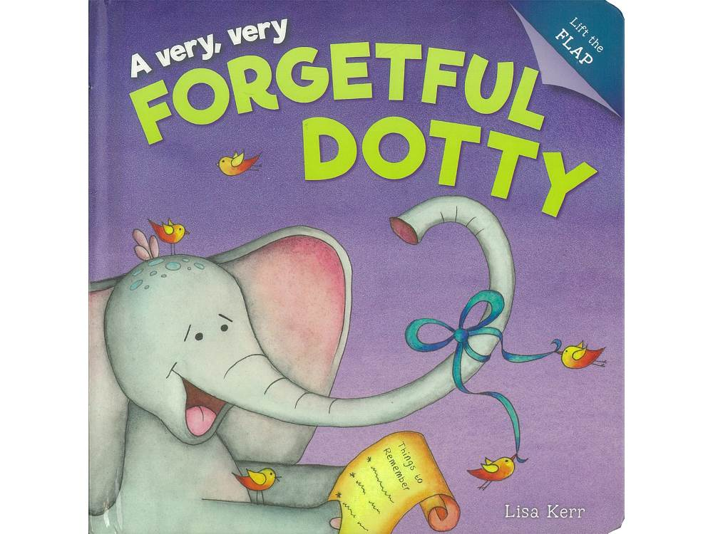 A VERY VERY FORGETFUL DOTTY