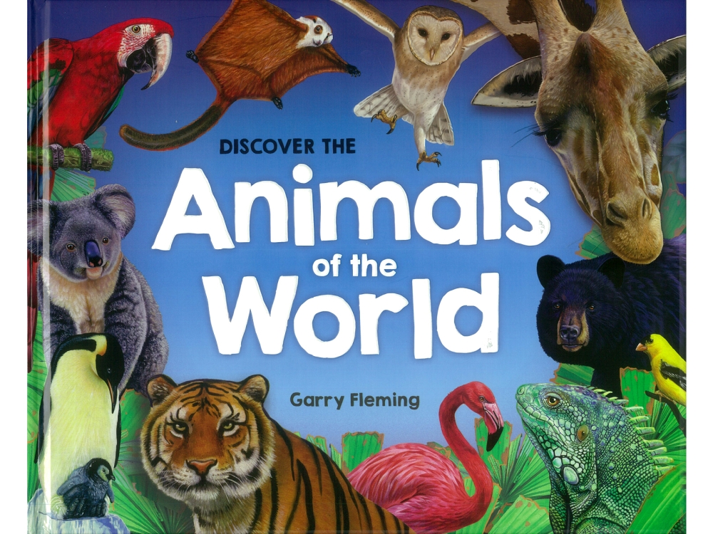 ANIMALS OF THE WORLD g.fleming