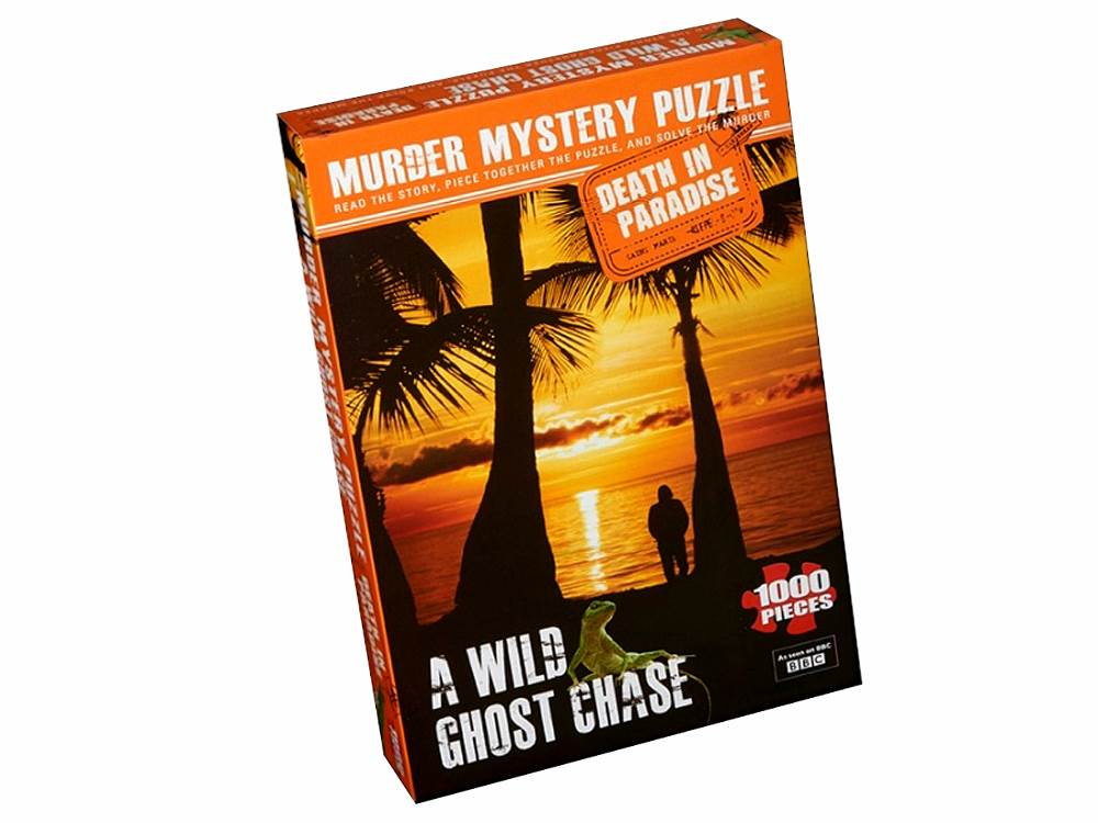 DEATH IN PARADISE MYST.PUZL.#1