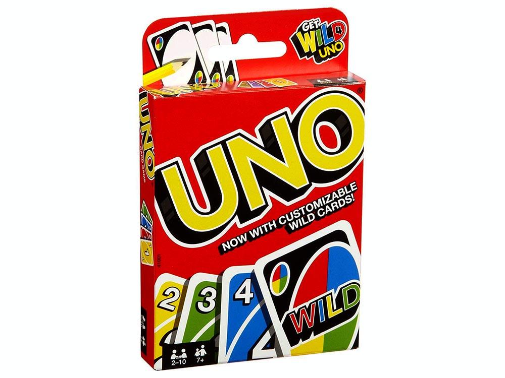 UNO CARD GAME [MAT10020] : Jedko Games