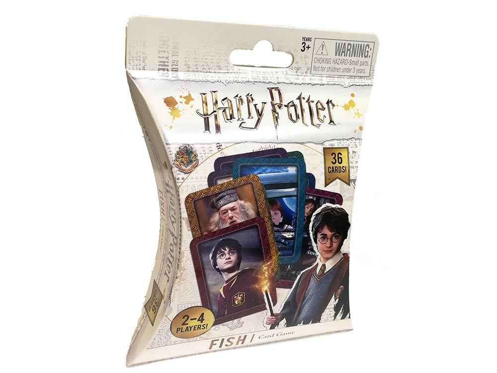 HARRY POTTER FISH