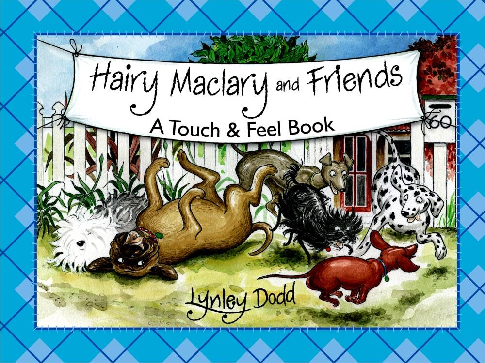 HAIRY MACLARY & FRIENDS TOUCH