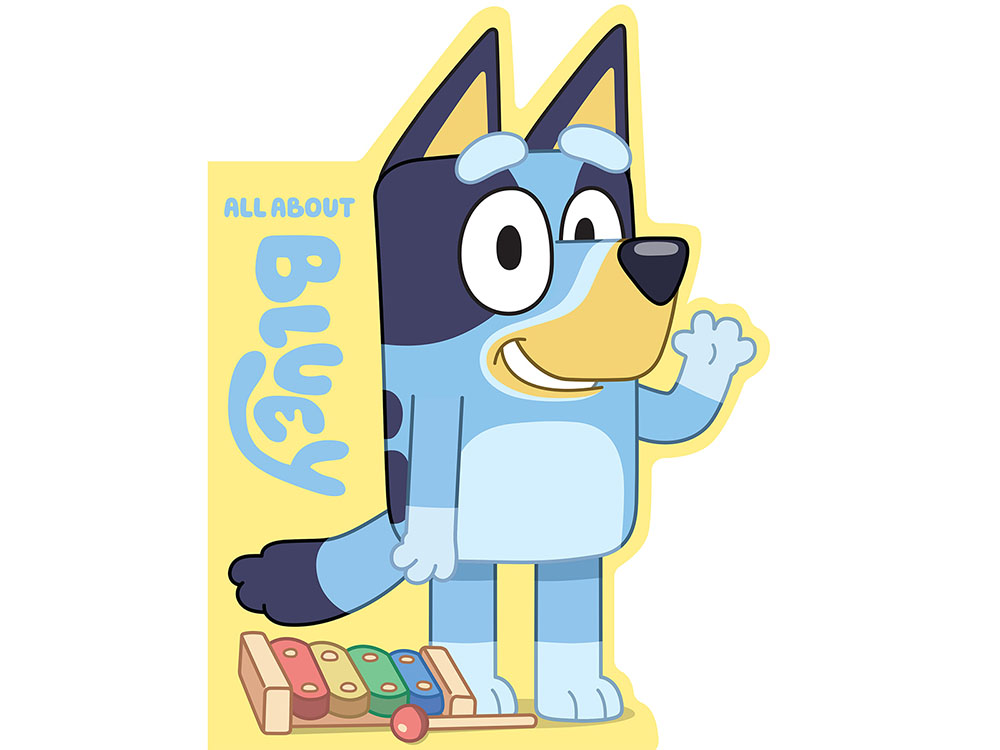 ALL ABOUT BLUEY