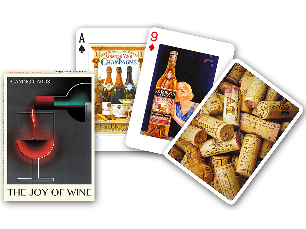 THE JOY OF WINE POKER