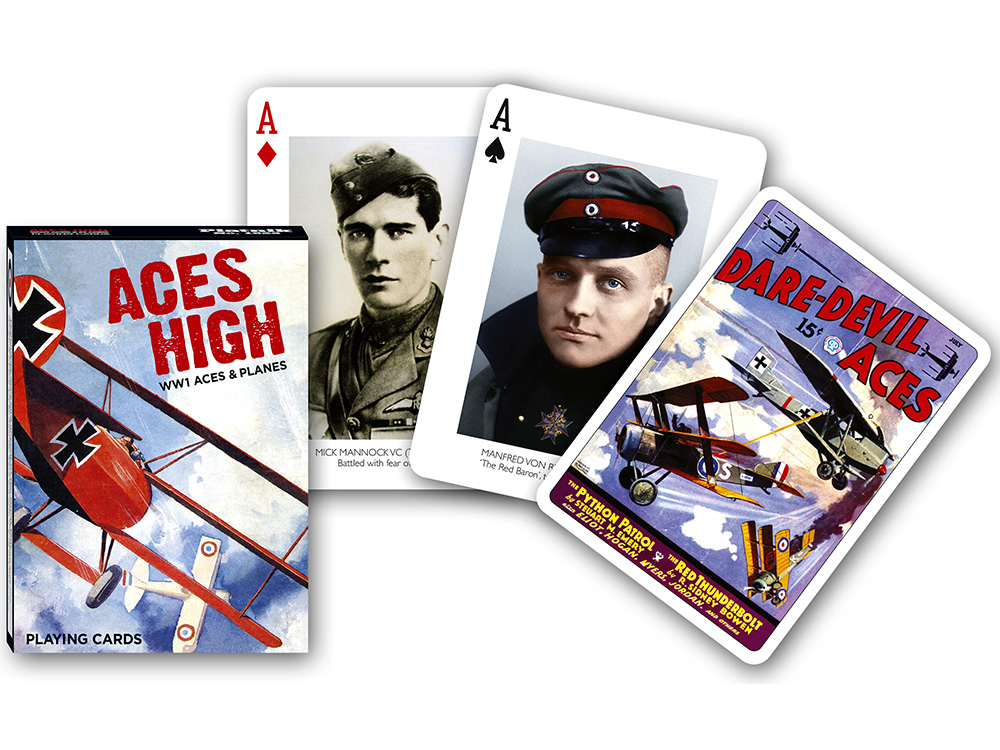ACES HIGH WW1 POKER