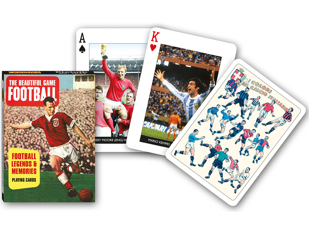 FOOTBALL LEGENDS POKER