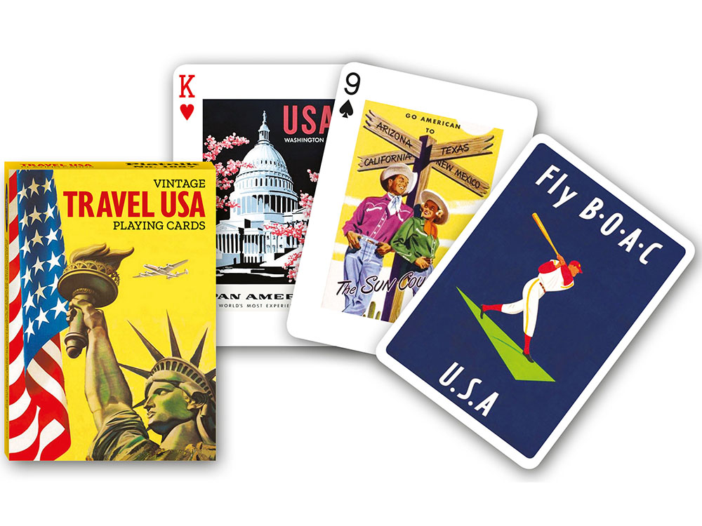 TRAVEL USA POKER