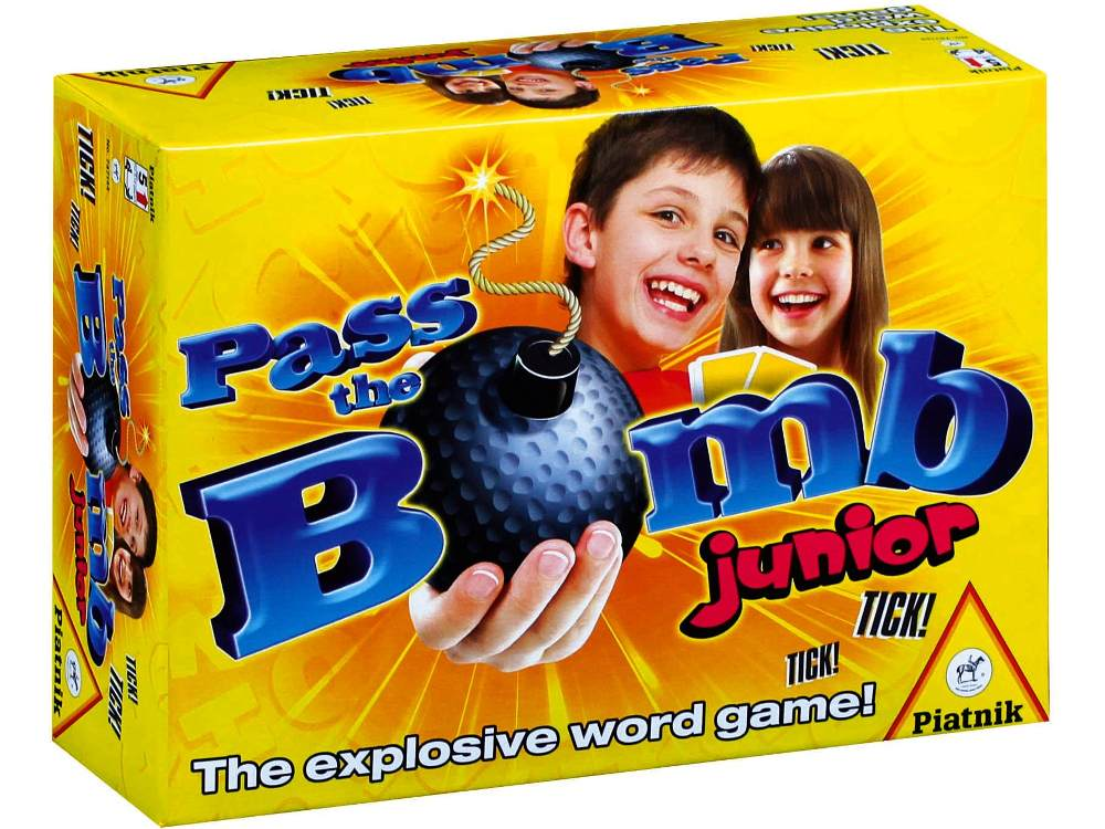 PASS THE BOMB JUNIOR