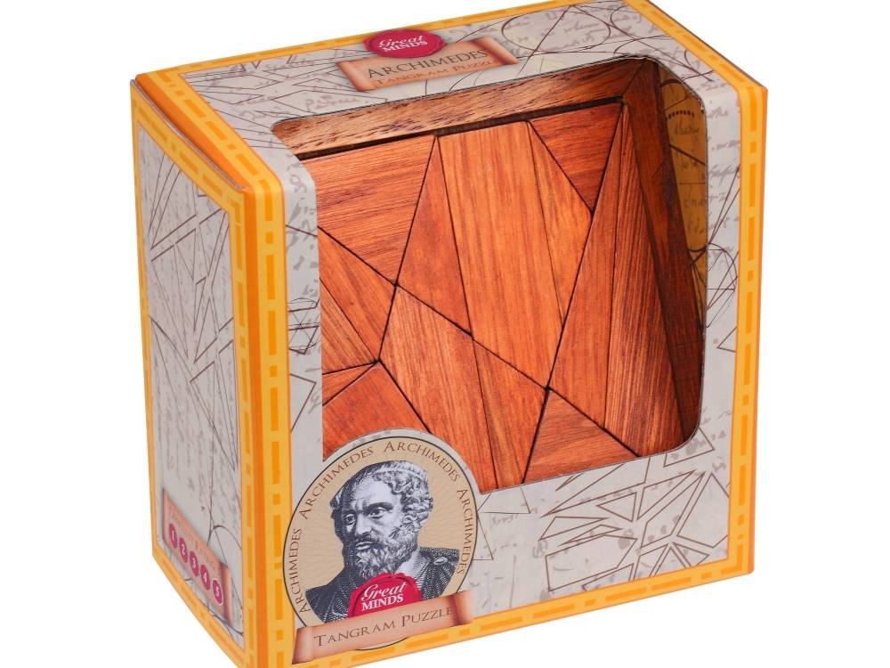 GREAT MINDS ARCHIMEDES TANGRAM